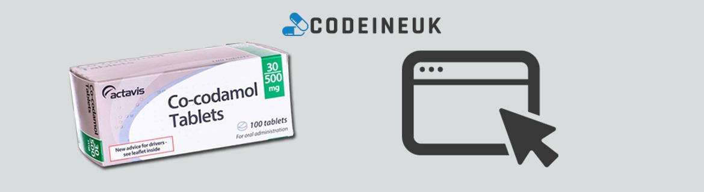 Buy Co Codamol 30 500 Online Cheap
